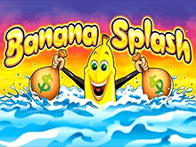 Игровой аппарат Banana Splash Вулкан